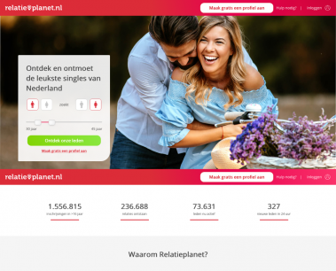 Dating websites gratis in de VS